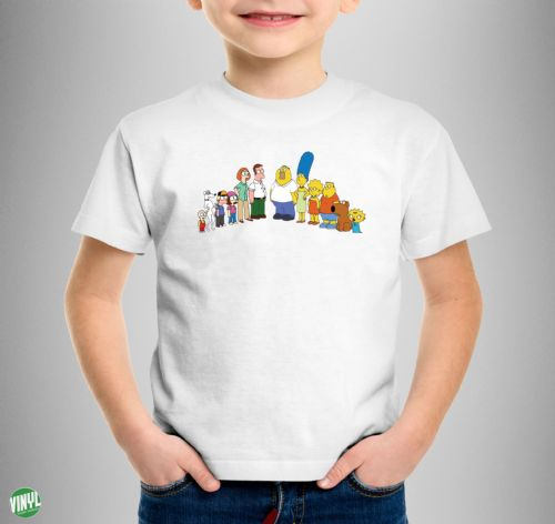 Simpsons Swap T-shirt
